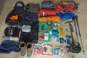 backpack gear